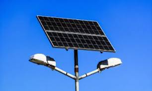 Vijaya Industries Solar Lightings